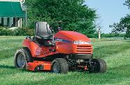 on-site lawn tractor repairs